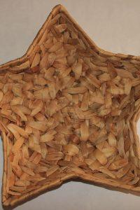 Star-shaped Fruit Basket By Isaro