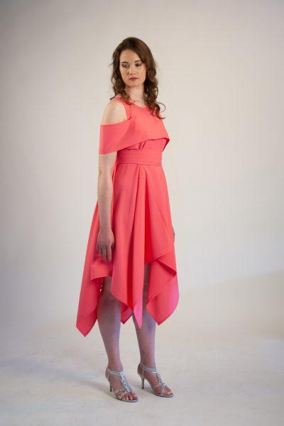 Amelia Pink Dress