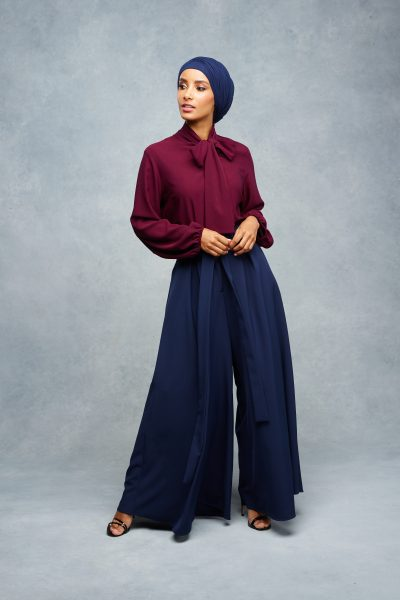 The Mab Palazzos – Navy