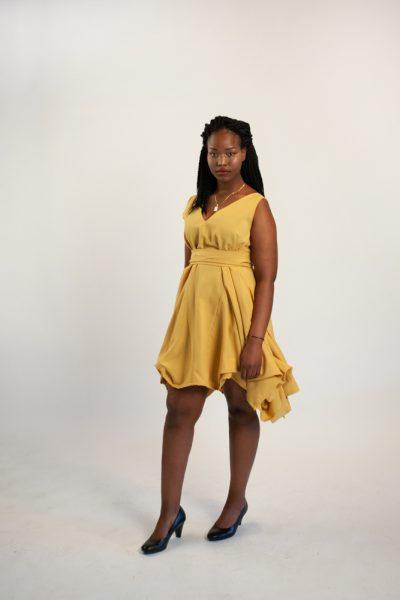 Eiffel-dress