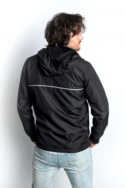 Lightweight Waterproof Jacket Black
