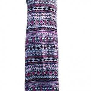 Isaro Print Cotton Dress