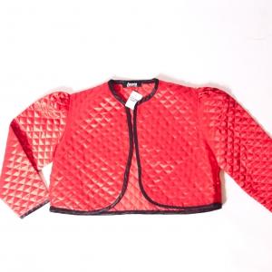 Deep Cherry Jacket by Isaro. Unisex children 2-3yrs