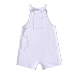 Baby Body Suit - White